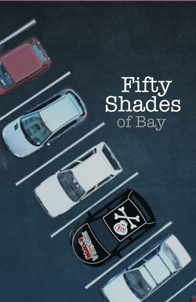 50 Shades of Bay (Parking)